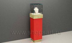 Куб ювелирный торговое оборудование СОВРЕМЕННЫЙ СТИЛЬ