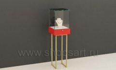 Куб ювелирный для украшений торговое оборудование СОВРЕМЕННЫЙ СТИЛЬ
