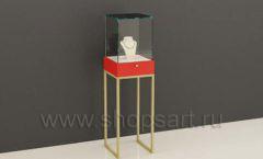 Куб ювелирный для золота торговое оборудование СОВРЕМЕННЫЙ СТИЛЬ