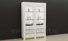 Шкаф для ювелирных украшений торговое оборудование СОВРЕМЕННЫЙ СТИЛЬ