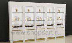 Торговое оборудование ювелирное линия шкафов торговое оборудование СОВРЕМЕННЫЙ СТИЛЬ