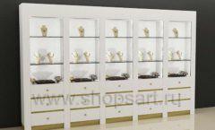Оборудование для ювелирных изделий линия шкафов торговое оборудование СОВРЕМЕННЫЙ СТИЛЬ