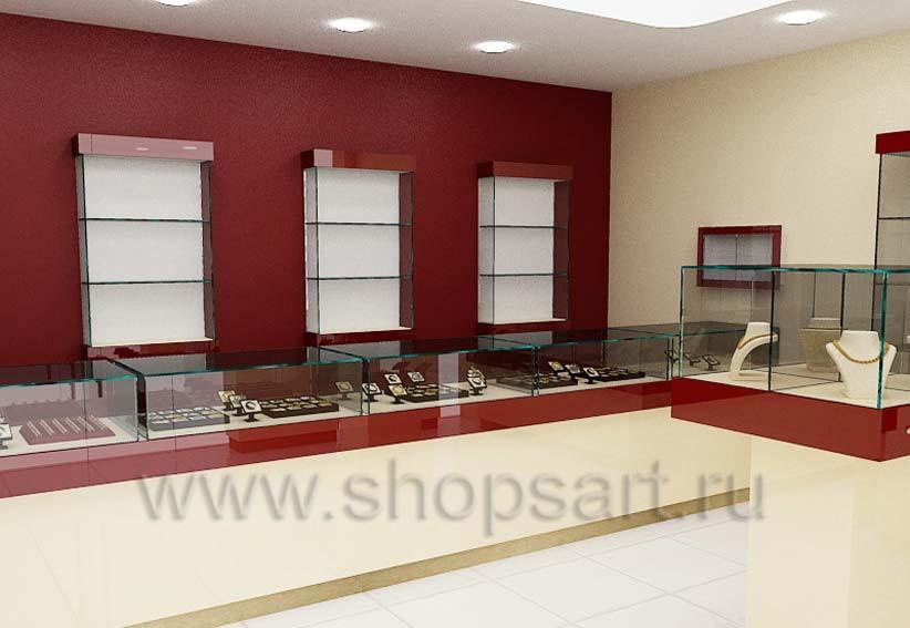 a0bfdfc4b0c36 Торговое оборудование для ювелирных магазинов коллекции ЭТАЛОН ...