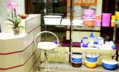 Торговое оборудование магазина посуды Tupperware Фото 05
