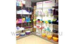 Торговое оборудование магазина посуды Tupperware Фото 06