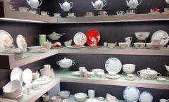 Торговое оборудование магазина посуды Фарфор Стекло Керамика ДОМИНО Фото 04