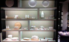 Торговое оборудование магазина посуды Фарфор Стекло Керамика ДОМИНО Фото 06