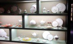 Торговое оборудование магазина посуды Фарфор Стекло Керамика ДОМИНО Фото 07