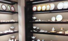 Торговое оборудование магазина посуды Фарфор Стекло Керамика ДОМИНО Фото 11