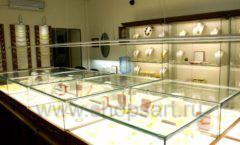 Торговое оборудование ювелирного магазина Амбер коллекция КОРИЧНЕВАЯ КЛАССИКА Фото 12