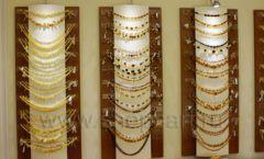Торговое оборудование ювелирного магазина Амбер коллекция КОРИЧНЕВАЯ КЛАССИКА Фото 26