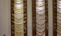 Торговое оборудование ювелирного магазина Амбер коллекция КОРИЧНЕВАЯ КЛАССИКА Фото 27
