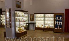 Торговое оборудование ювелирного магазина Амбер ЭЛИТ КЛАССИК Фото 11