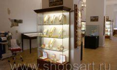 Торговое оборудование ювелирного магазина Амбер ЭЛИТ КЛАССИК Фото 14