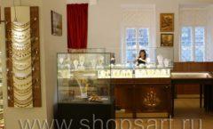 Торговое оборудование ювелирного магазина Амбер ЭЛИТ КЛАССИК Фото 22