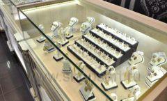 Торговое оборудование ювелирного магазина Нефрит ЭЛИТ ГОЛД Фото 09