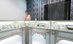Торговое оборудование ювелирного магазина Нефрит ЭЛИТ ГОЛД Фото 13