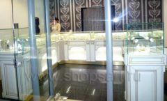 Торговое оборудование ювелирного магазина Нефрит ЭЛИТ ГОЛД Фото 18