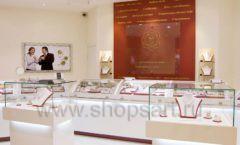 Торговое оборудование ювелирного магазина Изумит ЭТАЛОН Фото 07