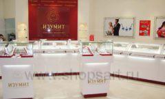 Торговое оборудование ювелирного магазина Изумит ЭТАЛОН Фото 08