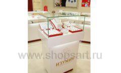 Торговое оборудование ювелирного магазина Изумит ЭТАЛОН Фото 11