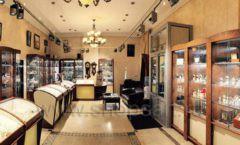 Торговое оборудование ювелирного магазина Тик-Так ЭТАЛОН Фото 04