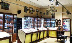 Торговое оборудование ювелирного магазина Тик-Так ЭТАЛОН Фото 05