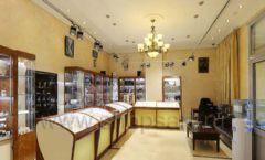 Торговое оборудование ювелирного магазина Тик-Так ЭТАЛОН Фото 06