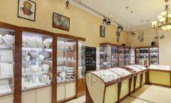 Торговое оборудование ювелирного магазина Тик-Так ЭТАЛОН Фото 07