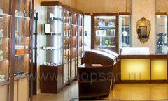Торговое оборудование ювелирного магазина Тик-Так ЭТАЛОН Фото 08