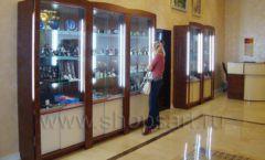 Торговое оборудование ювелирного магазина Тик-Так ЭТАЛОН Фото 09