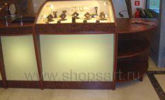 Торговое оборудование ювелирного магазина Тик-Так ЭТАЛОН Фото 12