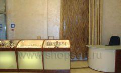 Торговое оборудование ювелирного магазина Тик-Так ЭТАЛОН Фото 16