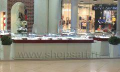 Торговое оборудование ювелирного магазина Кремлёв КРЕМЛЕВСКОЕ ЗОЛОТО Фото 18