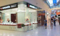 Торговое оборудование ювелирного магазина Кремлёв КРЕМЛЕВСКОЕ ЗОЛОТО Фото 20