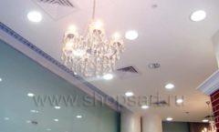 Дизайн интерьера ювелирного магазина Кремлёв КРЕМЛЕВСКОЕ ЗОЛОТО Фото 21