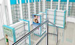 Дизайн интерьера для аптеки Дизайн 10