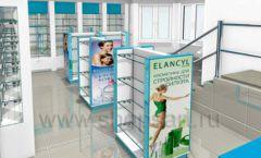 Дизайн интерьера для аптеки Дизайн 13