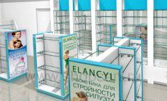 Дизайн интерьера для аптеки Дизайн 15