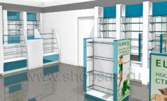 Дизайн интерьера для аптеки Дизайн 16