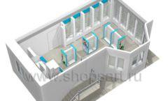 Дизайн интерьера для аптеки Дизайн 19