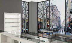 Дизайн интерьера 2 магазина косметики коллекция ПУДРА Дизайн 12
