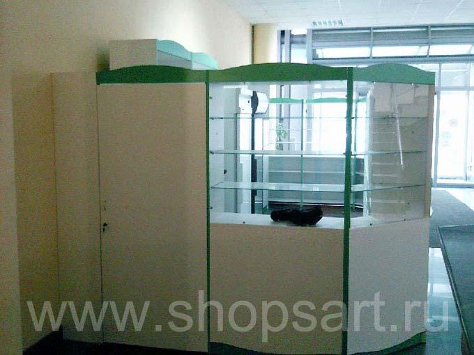 Торговое оборудование аптеки Ниармедик Фото 04
