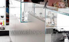 Торговое оборудование для косметики салона красоты DESSANGE Лесная улица коллекция ПУДРА Фото 12