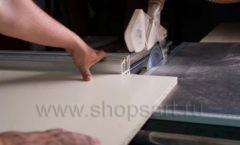 Изготовление торговой мебели из ЛДСП