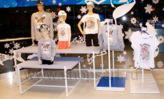 Торговое оборудование 2 детского сувенирного магазина Москвариум ВДНХ ЦВЕТНЫЕ МЕТАЛЛИЧЕСКИЕ СТЕЛЛАЖИ Фото 08