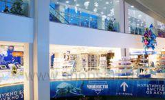 Торговое оборудование 2 детского сувенирного магазина Москвариум ВДНХ ЦВЕТНЫЕ МЕТАЛЛИЧЕСКИЕ СТЕЛЛАЖИ Фото 25