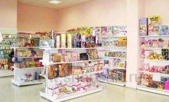Торговое оборудование в магазине Гоша ТОРГОВЫЕ СТЕЛЛАЖИ Фото 01