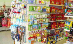Торговое оборудование в магазине Гоша ТОРГОВЫЕ СТЕЛЛАЖИ Фото 05