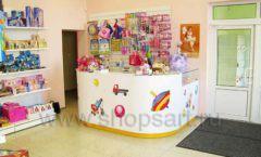 Торговое оборудование в магазине Гоша ТОРГОВЫЕ СТЕЛЛАЖИ Фото 07